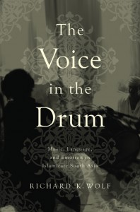 The Voice in the Drum - Richard K Wolf