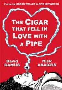 orson welles cigar pipe