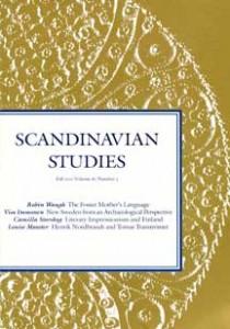 scandinavian studies