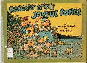raggedy ann joyful songs