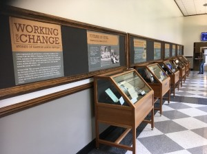 Labor Library Exhibit
