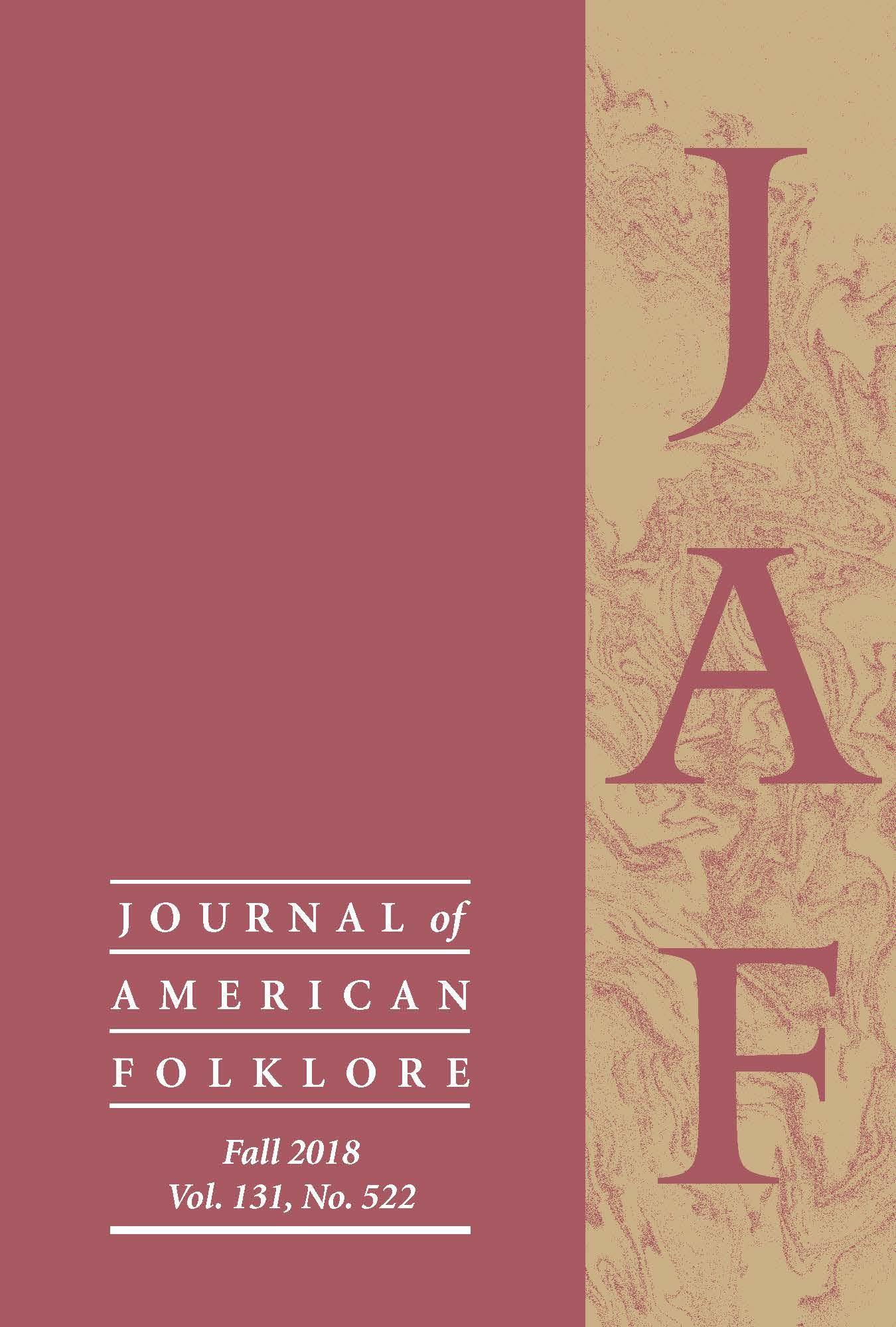 """Fake News"""" From the Journal of American Folklore, Part 7"""